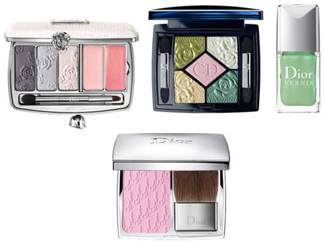 Collection maquillage Dior printemps 2012