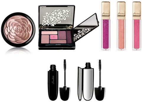 Maquillage Guerlain printemps 2012