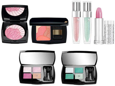 Maquillage Lancôme printemps 2012