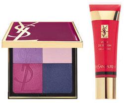 Maquillage Yves Saint Laurent collection printemps 2012
