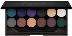 Palette I-Divine Ultramatte Sleek