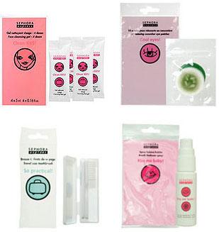 Pochettes pour sac Sephora