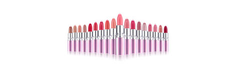 rouge à lèvres longue tenue brillance miroitante