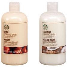 Bain moussant The Body Shop