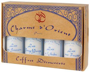 Laits parfumés hydratants