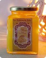 Gommage aux sels et à l'huile parfumée
