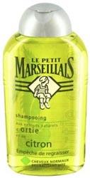 Shampoing Ortie-Citron Le Petit Marseillais