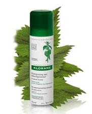 Shampooing sec Klorane