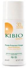 Fluide Protecteur Visage Kibio Solaire