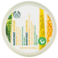 Beurre pour Cheveux Rainforest Nutrition, The Body Shop