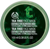 Masque Visage Arbre à Thé The Body Shop