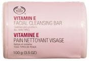 Pain Nettoyant Visage Vitamine E The Body Shop