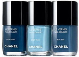 Vernis Jeans Chanel