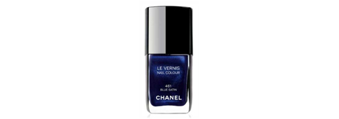 Vernis à ongles Chanel Bleu-noir