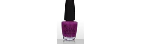Vernis à ongles violet Pamplona Purple de OPI