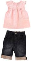 Vêtements bébé, des tenues pour la mi-saison