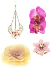La nature fleurit, les bijoux aussi