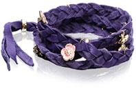 Bracelet cuir Disney Couture