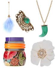 Idées cadeaux, des bijoux cheap mais stylés !