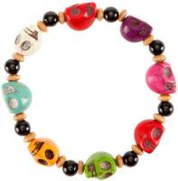 Bracelet têtes de mort H&M Fashion Against Aids