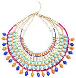Collier plastron AP Jewels chez Mia Reva