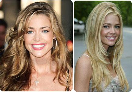 Et impossible de zapper lhéritière Hilton au palmarès des jolies blondes, tantôt plutôt « nature » avec un blond clair doux tantôt plus pulpeuse avec son