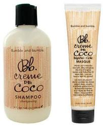 Soins Crème de coco Bumble and bumble