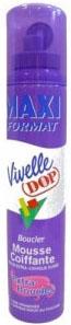 Mousse Coiffante Extra Boucles Vivelle Dop