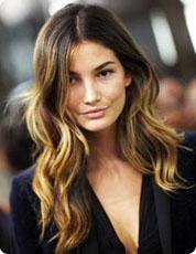 Coiffure, l'ombre hair ou la crinière tie and dye