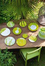 décoration table d'été