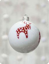 Déco de Noël, sélection de jolis objets
