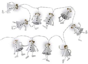 Guirlande lumineuse anges