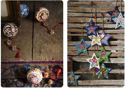 Décorations maison artisanales