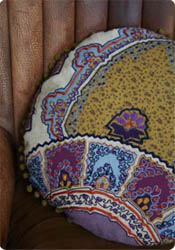 Coussin Mahia décoratif Plümo
