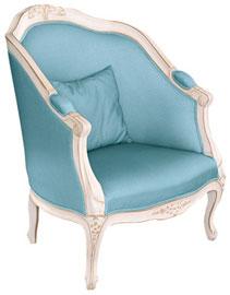 Style boudoir s lection d coration chez la redoute le blog beaut femme - La redoute fauteuil cabriolet ...