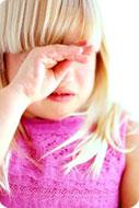 Bien réagir face à la colère du petit enfant