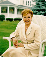 Mary Higgins Clark, la reine du suspens