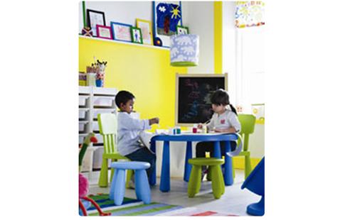 Adaptez le feng shui à la chambre d'enfant