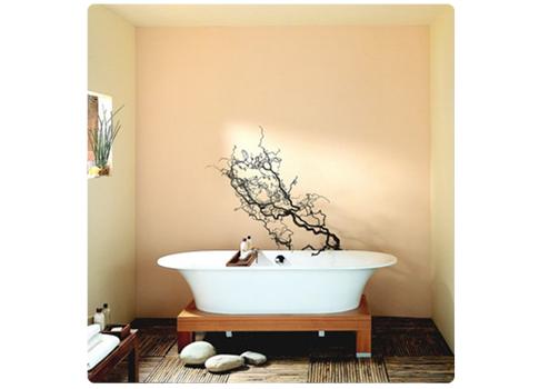 Salle de bain zen avec le feng shui