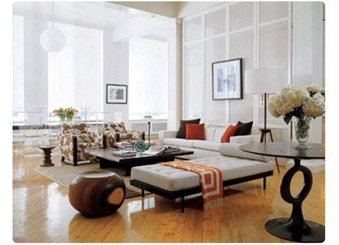 Le feng shui dans votre salon