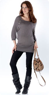enceinte et look e v tements de grossesse au top le blog beaut femme. Black Bedroom Furniture Sets. Home Design Ideas