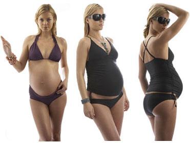 35ddccc13fb2e Maillot de bain de grossesse - Les septembrettes 2010 - Futures ...