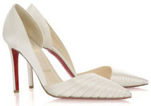 chaussures louboutin pour mariage