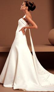 Robe de mariée Marillages
