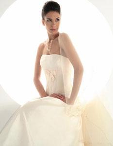 Robe de mariée Lili Tulle