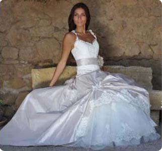 Robe Nougatine Les Mariées de Provence