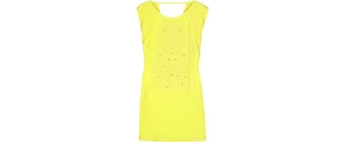 robe Tibi jaune