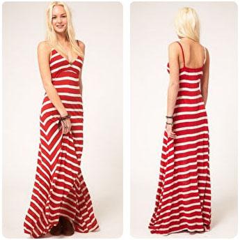 Maxi Dress Denim & Supply Ralph Lauren