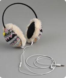 Ecouteurs-cache-oreilles Juicy Couture