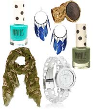 Accessoires et bijoux, printemps-été 2011